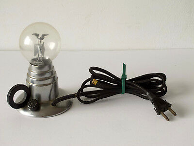 Vintage Novelty Light Bulb With Device