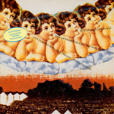 Cure, The - Japanese Whispers (Vinyl LP - 1983 - DE - Original)