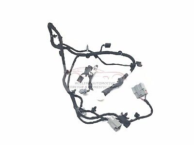 Gmc Canyon Chevrolet Colorado Center Floor Console Wire Harness New