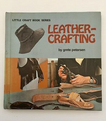 Leathercraft books, Learn basic leathercraft skills, with heaps of projects