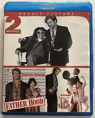 Father Hood Life with Mikey (Bluray, 2012) Canadian