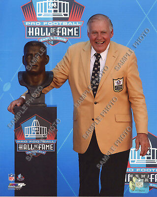 Jerry Kramer Green Bay Packers NFL Hall of Fame HOF Class of 2018 8x10 Photo