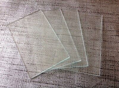 Clock Glass Carriage Etc. High Quality Rectangle 104x66mm £6.99 Each 4 Available