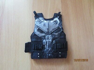1/6  Toys Works  The punisher Weste vest  Mint