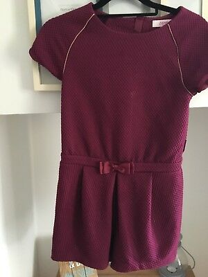 Girls Ted Baker Playsuit Aged 9-10
