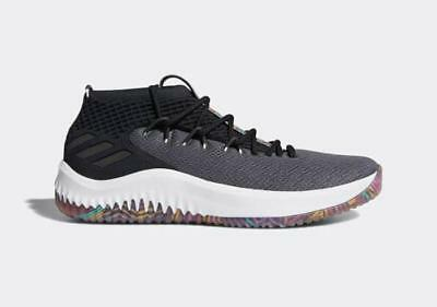 check out 7771f aa494 1807 adidas DAME 4 Mens Basketball Shoes AQ0824
