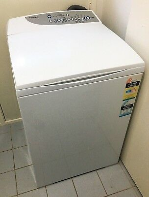 Fisher & Paykel SmartDrive Excellence WA75T65GW1 7.5kg Top Load Washing Machine