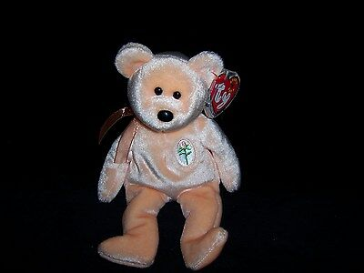 TY Beanie Baby Babies DEAREST Bear 2001 MINT Private Collection
