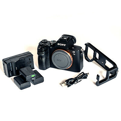 Sony Alpha a7 II 24.3MP Digital Mirrorless Camera - Body + Accessories