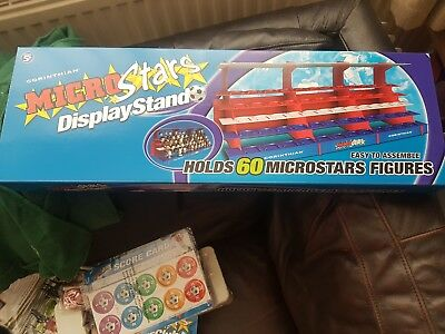 Microstar Stand Cortinthians brand new still in plastic sealed packaging footy