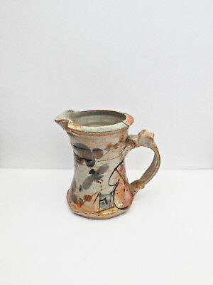 Willie Carter - Jug - studio pottery