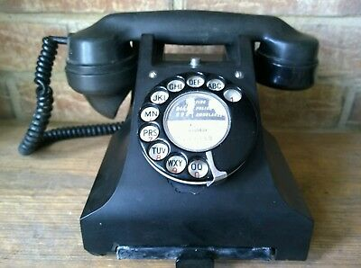 Bakelite Telephone 300 series 1950s