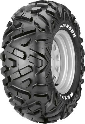 Maxxis Bighorn M917 Front ATV/UTV Tire Only (Sold Each) 6-Ply Radial 25x8R-12
