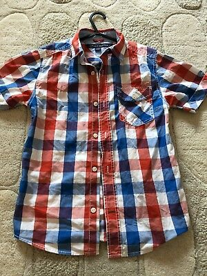 Tommy Hilfiger Short Sleeved Shirt Kids 8-10