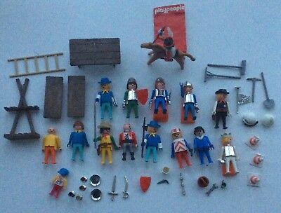 A Selection Of 1974 PlayPeople System