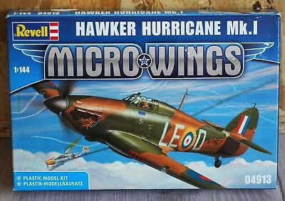 Revell 04913 Micro Wings 1:144 1/144 Hawker Hurricane Mk.1 WW2 M03A