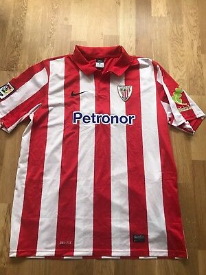 Athletic Club BILBAO Football shirt.Excellent Condition  9/10. XL Adult Nike