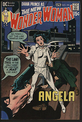 Wonder Woman #193 1971 The Classic Cover!