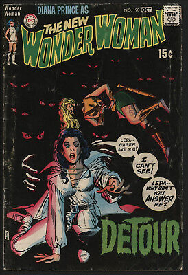 Wonder Woman #190 1970 The Classic Cover!