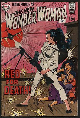 Wonder Woman #189 1970 The Classic Cover!