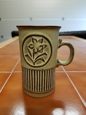 Vintage Tremar Pottery Mug made in Cornwall