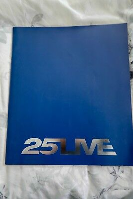 GEORGE MICHAEL 25 Live Tour 2006 programme - very good condition.