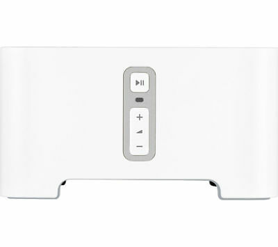 SONOS Connect Wireless Multi-Room Stereo Adaptor Home Sound System - UK Seller