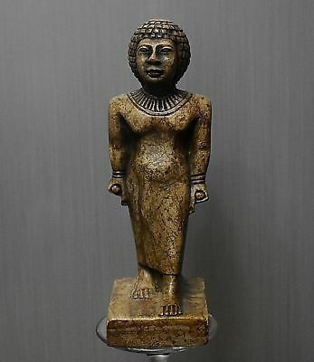 ANCIENT ANTIQUE Egyptian stone queen TIYE 1398 -1338 BC)
