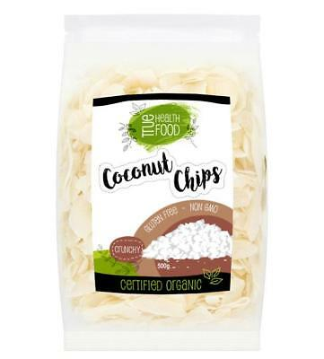 AOP Organic Coconut Flakes / Chips 200g