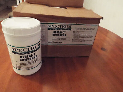 Spectrum Products (Pro Products) Neutra-7 Compound.