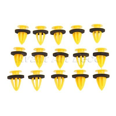 100 Fastener Plastic Clips Rivets For Land Rover Range Rover 2002-2012 11 10 09