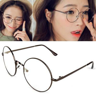 Harry Potter Round Frame Glasses Spectacles Hogwarts Wizard Cosplay Party Decor