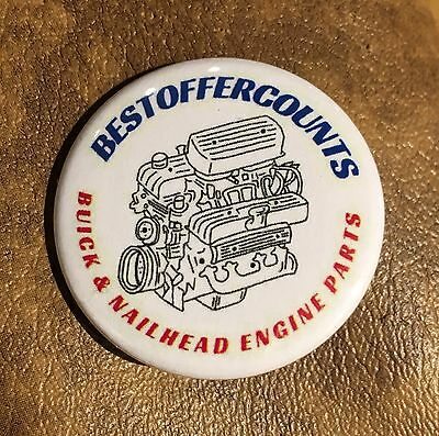 Nailhead Engine Buick 322 364 401 425 Pin Bestoffercounts Magnet Button