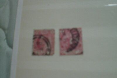 Cape Of Good Hope Stamps-2 Various Stamps