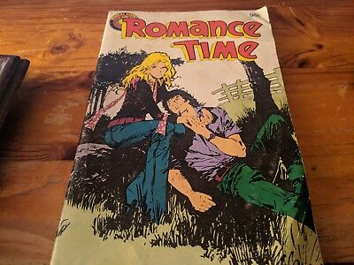 Vintage Federal Comic Romance1970s collectable Australian listed other sites