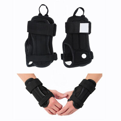 1Pair Wrist Support Glove Sport Gear Hand Protector For Skating Motocross Racing