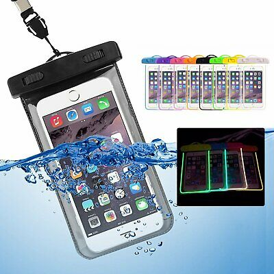 20m Underwater Waterproof Case Dry Bags Pouch For All Mobile Phone Universal