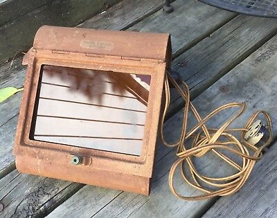 Vintage ILFORD Limited London Light Box For Dark Room - Working -