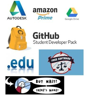 EDU Email ✔ FREE 6 Months Amazon Prime+Office 365+Unlimited Drive Fast Delivery