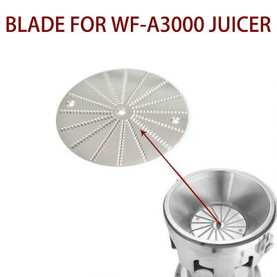 1PC Blade Plate For Commercial Juice Extractor Stainless Steel Juicer WF-A3000