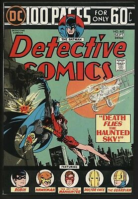 Detective Comics #442 Fantastic 100 Pager Classic Reprints + New Batman Story
