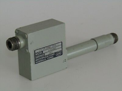 Serno S1324BBT 693 Filter Band Pass Microphase N-Connector