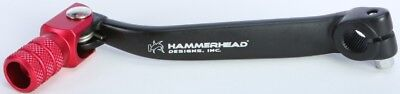 Hammerhead Shift Lever Red +10MM 11-0109-06-10