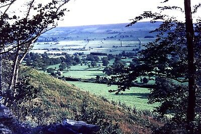 The Shawl Leyburn, North Yorkshire. Vintage 35mm slide. (ref y7)