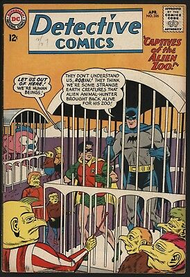 Detective Comics #326 Apr 1964 Last Old Look Issue Original Owner Us Collection