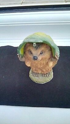 """country artists hedgies collection """"Digby"""" in excellent condition"""