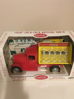1930's Gearbox  Replicacoca Coca cola truck made in 2001 and in original box