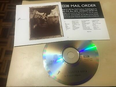 Pixies - Frank Black Surfer Rosa & Come On Pilgrim Cd Uk 4Ad 4 Ad 88 Indie Rock