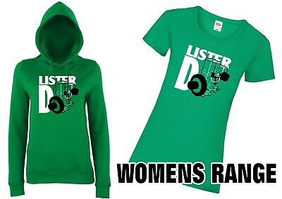 Lister D Stationary Engine WOMENS T-Shirt/Hoodie