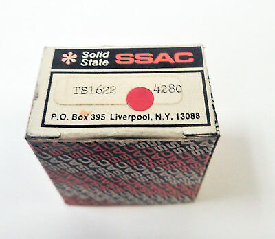 Ssac Ts1622 Time Relay, 230Vac, N/o Solid State Output, 1A Continuous
